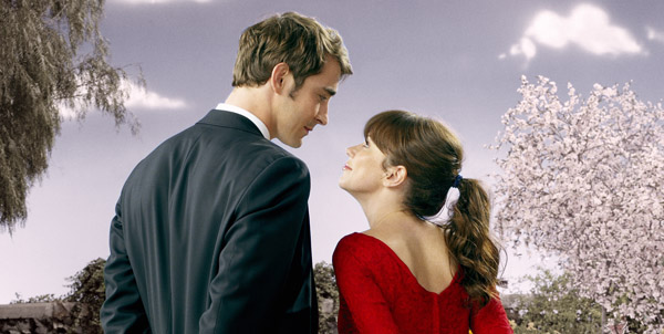 "Lee Pace and Anna Friel of ""Pushing Daisies"""
