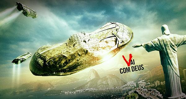 """A promotional image for """"V"""""""